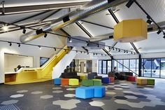 Galería de Edificio de Ingeniería Rural / ThomsonAdsett - 1