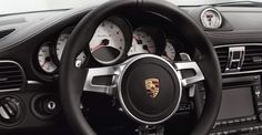 Porsche Offers Turbo S Edition Spyder Special to those