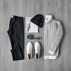 "5,386 Likes, 23 Comments - VoTrends® Outfit Ideas for Men (@votrends) on Instagram: ""Black and White all the way ⚫️⚪️ Remember to follow @votrends ✨ #votrends By @mrjunho3"""