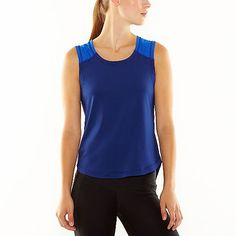 Cardio Sculpt Tank | Workout Top | lucy activewear