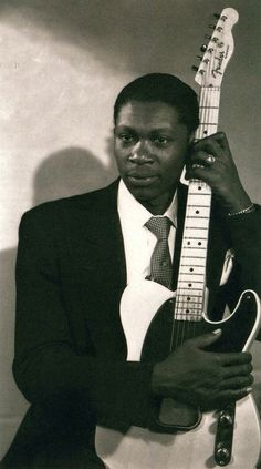 BB King and Telecaster. Music Icon, Soul Music, Music Is Life, Rock And Roll, Rock & Pop, Bb King, Jazz Blues, Blues Music, 70s Music