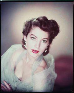 vintagegal:  Ava Gardner 1950's
