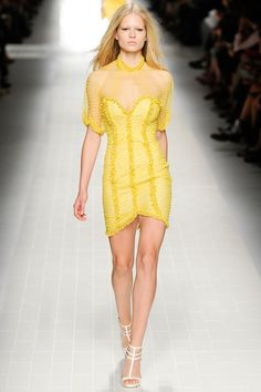 Blumarine Spring 2014 Ready-to-Wear Collection