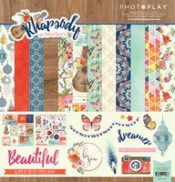 Photo Play Rhapsody Collection Pack