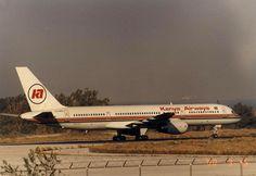 Kenya Airways 757
