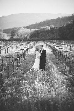 winery wedding, napa, bride and groom  BrittRene Photo » lifestyle photographer