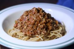 Spaghetti bolognese i verdensklasse
