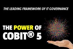 ► Bring Best Practices to work ► COBIT® 5