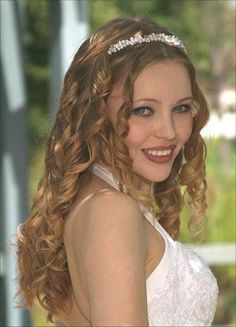 New Bridal Curly Hairstyles