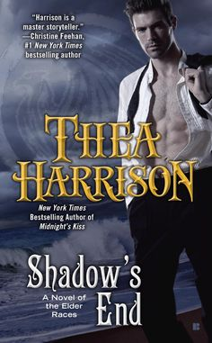 Shadow's End (Elder Races #9) by Thea Harrison {1 Dec 2015}