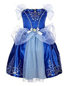 Laryana Kids Children Girls Snow White Princess Cosplay Palace Full Dress * Be sure to check out this awesome product.