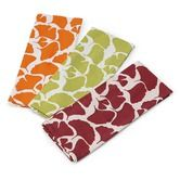 Tea Towels | Fair Trade Kitchenware Tea Towels - 3 x Ginko Leaf $32.95  To place an order for this beautiful kitchen item, click on the link below www.oxfamshop.org.au #oxfam #oxfamshop #fairtrade #shopping #kitchen #kitchenware