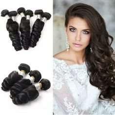 Beautiful Textures And Colors For Hair Weave Extensions | Wholesale Hair Extension Factory