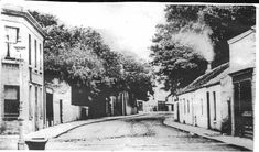 Dalkey main st circa 1900s Dalkey Co Dublin Dublin, Old Photos, Maine, Ireland, Past, Outdoor, Old Pictures, Outdoors, Past Tense