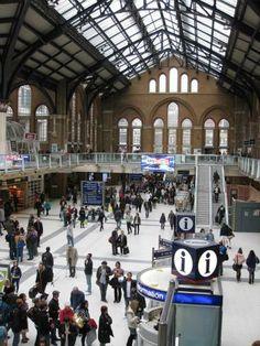 4 Stazioni ferroviarie da visitare a Londra