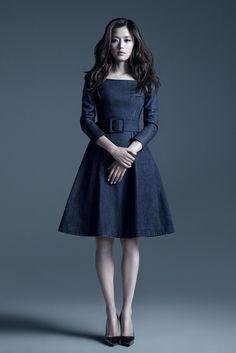 Jun Ji Hyun - Miss Sixty 2014
