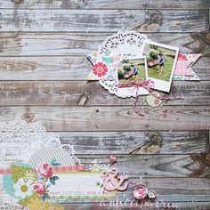 Gorgeous layout by DT member Lilith
