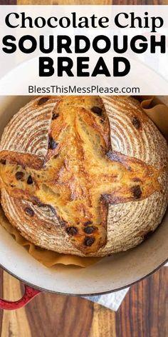 Sourdough Recipes, Sourdough Bread, Bread Recipes, Baking Recipes, Yummy Recipes, Dessert Recipes, Family Meals, Family Recipes, Artisan Bread