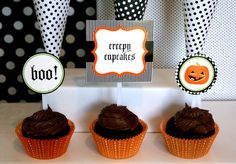 Anders Ruff Custom Designs, LLC: Happy Halloween Collection & Free Printable!