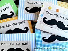 Presente para o dia dos pais - Passo a passo e Download Fathers Day Crafts, Happy Fathers Day, Diy And Crafts, Crafts For Kids, Paper Crafts, Birthday Postcards, Just Love Me, Classroom Themes, Birthday Quotes