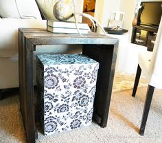 Second great side table.