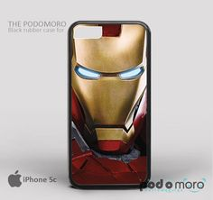 IronMan Stark for iPhone 4/4S, iPhone 5/5S, iPhone 5c, iPhone 6, iPhone 6 Plus, iPod 4, iPod 5, Samsung Galaxy S3, Galaxy S4, Galaxy S5, Galaxy S6, Samsung Galaxy Note 3, Galaxy Note 4, Phone Case