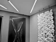 Cloison ROOM DIVIDER FACET by bloomming design Bas van Leeuwen, Mireille Meijs