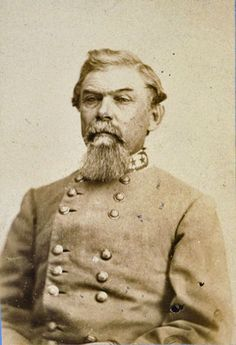 My ancestor Lt. General William J. Hardee of the Confederate states army. He was the Commandant of Cadets for the class of West Point Military Academy All of his cadets left and faced each other on the battlefields of the south. Mexican American War, American Civil War, American History, Confederate States Of America, Confederate Leaders, Confederate Monuments, Battle Of Shiloh, Southern Heritage, Civil War Photos