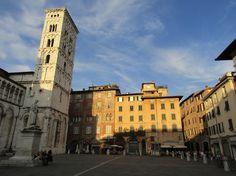 Place de Lucques avec les enfants - Travel to Lucca with children