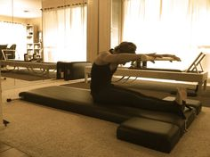 The Roll Up on the Mat was the first Pilates exercise I loved to hate.  Years later, it was a great day when I could correctly execute the Roll Up. correctly