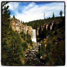 Tumalo Falls, Bend