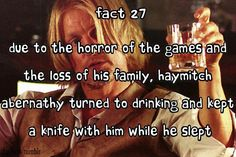 The Hunger Games facts 21-40 - the-hunger-games Fan Art