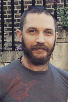 Tom Hardy handsome devil