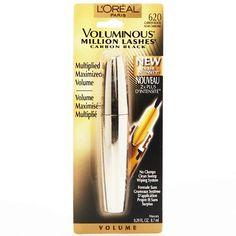 I like the original Voluminous so I bet this is great! Best Mascara: L'Oreal Voluminous Million Lashes