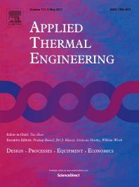 Applied Thermal Engineering - ISSN 1359-4311
