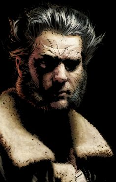Wolverine by Tim Bradstreet - Marvel Comics - Avengers - Xmen - James Logan Howlett - Comic Book Art Marvel Wolverine, Hq Marvel, Logan Wolverine, Marvel Comics Art, Marvel Comic Universe, Fun Comics, Marvel Heroes, Comic Book Characters, Marvel Characters