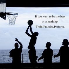 If you want to be the best do what the best do.