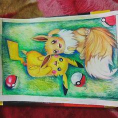 Pokemon love:)