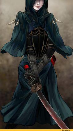 Dark Souls, Chaos Blade, sandbox, DS art