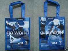 2010 Vancouver Olympic Superstore Reusable Shopping Bag | eBay