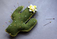 Image result for cactus embroidery