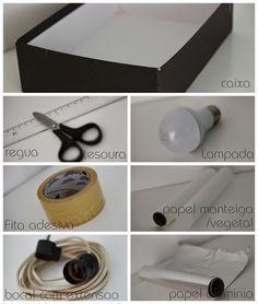 Marina Agostini: DIY : Softbox para preguiçosos   Iluminação caseira para fotos e vídeos