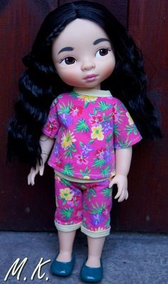 Mulan Doll, Disney Animator Doll, Disney Dolls, Tiana, Aladdin, Pocahontas, Girl Dolls, Baby Dolls, Disney Animators Collection Dolls