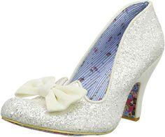 05e0685e50b5 Irregular Choice Women s Nick of Time Closed-Toe Pumps  Amazon.co.uk  Shoes    Bags