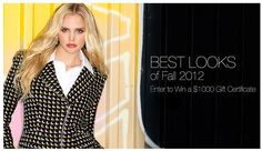 Time to vote for your favorite look! View our board and the most 'LIKES' wins a $1000 Etcetera Gift Card!  This is a corporate image not part of the voting.  http://www.etcetera.com/contest/