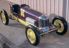 image of 1928 detroit special indy race car - Google Search
