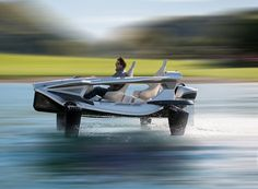 quadrofoil Q2S limited edition is an electric personal watercraft