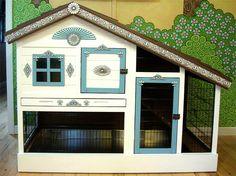 Amy E. Fraser's House Rabbits