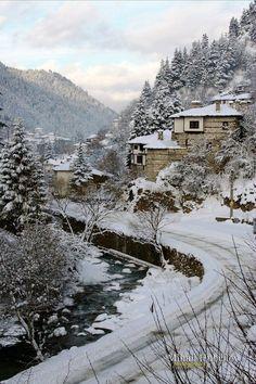 Winter in Bulgaria by Martin O'Keeffe