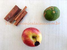 Água Detox 3 Veronica Laino 2 Detox, Apple, Fruit, Veronica, Food, Lifestyle Changes, Recipes, Juice, Get Lean
